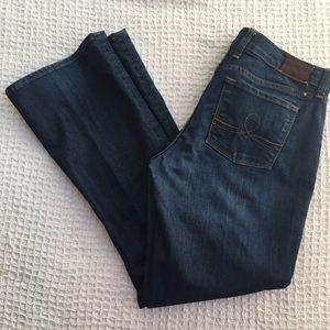 Lucky Jeans Sophia Boot Bootcut Medium Wash SZ 30